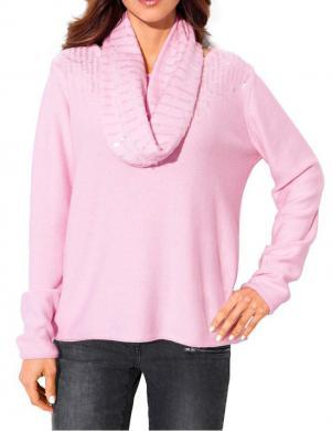 ASHLEY BROOKE sieviešu rozā krāsas džemperis
