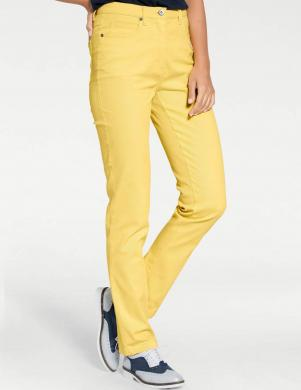 Dzelteni džinsi PATRIZIA DINI