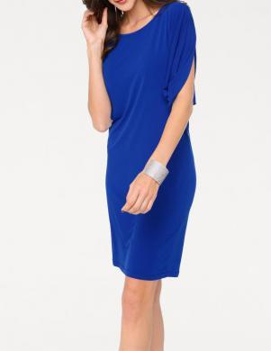 Zila brīva kritiena kleita ASHLEY BROOKE