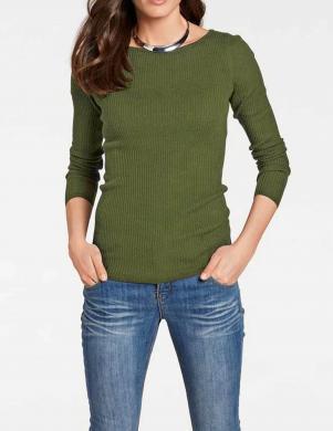 Zaļš džemperis ar zīdu HEINE