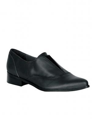 HEINE sieviešu ādas melnas krāsas apavi