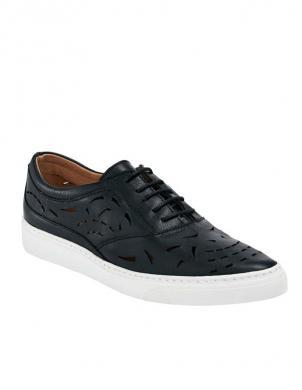 HEINE stilīgi sieviešu melnas krāsas ādas brīva laika apavi