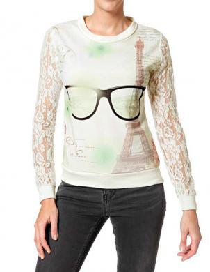 HEINE krēmīgas krāsas skaists sieviešu džemperis
