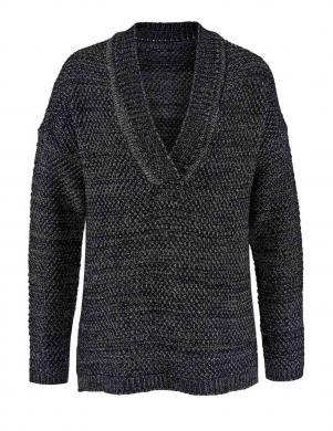 TAMARIS Pelēka krāsas stilīga sieviešu džemperis