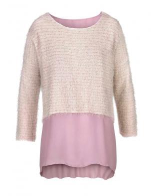 VIVANCE COLLECTION krēmīgas/rozā krāsas skaists sieviešu džemperis