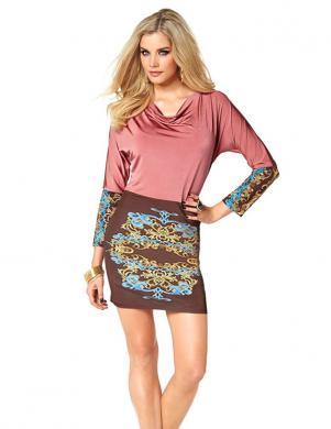 MELROSE krāsaina sieviešu kleita