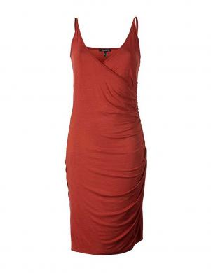 APART tumši sarkanas krāsas skaista sieviešu kleita