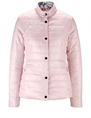 Rozā divpusīga jaka HEINE