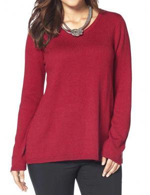 Sieviešu sarkanas krāsas džemperis APART