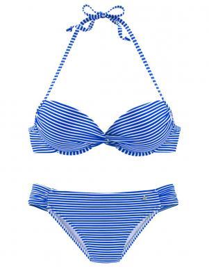 Zils divdaļīgs peldkostīms S. OLIVER