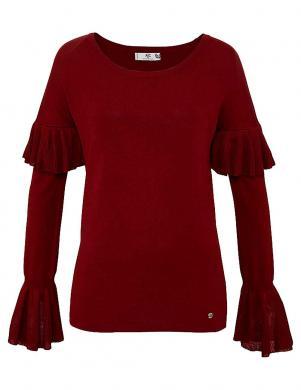 Bordo krāsas džemperis AJC