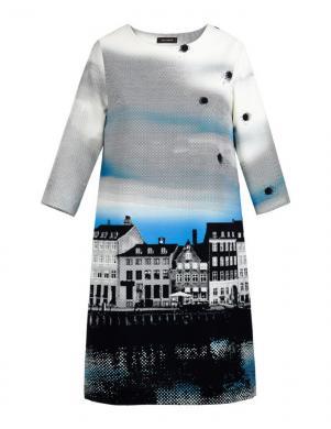 COP. COPINE krāsaina stilīga sieviešu kleita