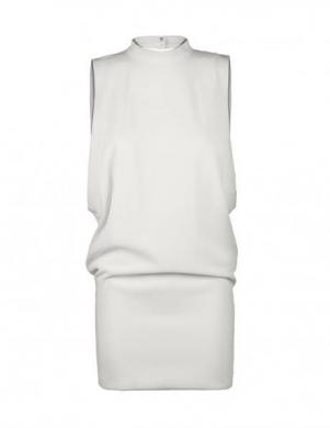COP. COPINE baltas krāsas bezpiedurkņu kleita
