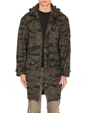 DIESEL krāsaina gara vīriešu jaka