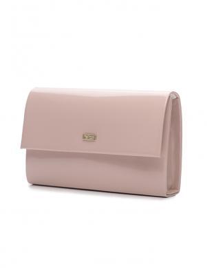 FELICE rozā sieviešu soma SHINY