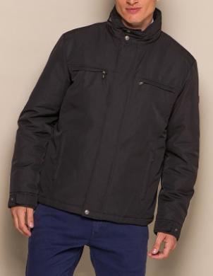 GEOX stilīga melnas krāsas vīriešu jaka