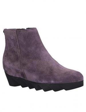 HOGL sieviešu violeti zamšas zābaki