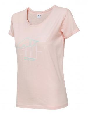 Rozā sieviešu krekls 4F