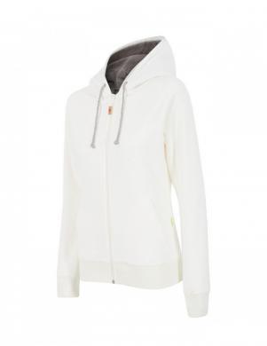 4F sieviešu baltas krāsas džemperis
