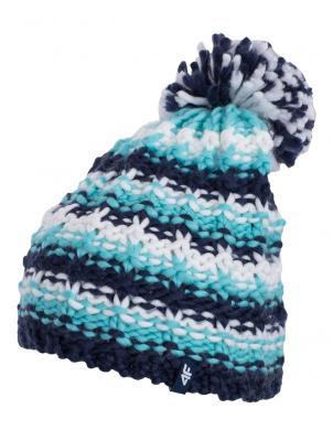 4F svītraina sieviešu cepure