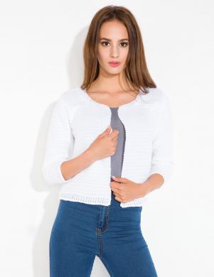 FIMFI baltas krāsas skaista sieviešu jaka