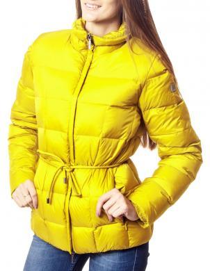 GEOX dzeltenas krāsas dūnu sieviešu jaka
