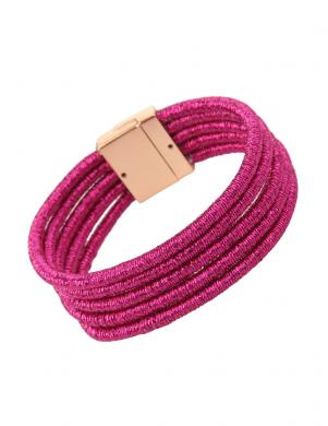 MADE FOR LOVING spilgti rozā krāsas sieviešu aproce