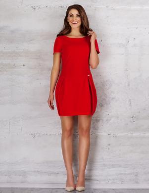 INFINITE YOU sarkana kleita