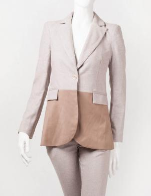 MIA F pelēka sieviešu jaka