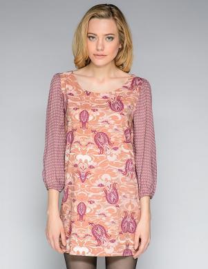 MIA F krāsaina sieviešu kleita