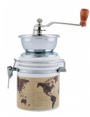 FLORINA stilīgas kafijas dzirnaviņas