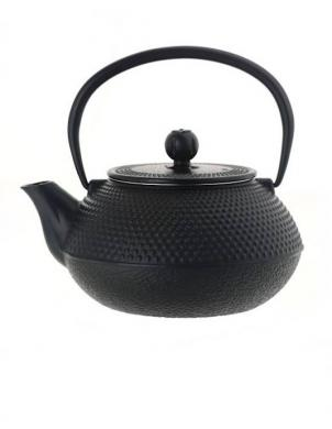 Melna čuguna tējkanna 0,8 L SAKURA TEA