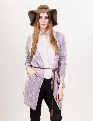 MUSO sieviešu tumši pelēkas krāsas džemperis