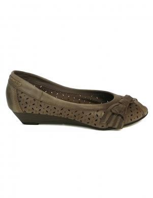 MARCO TOZZI sieviešu brūni apavi