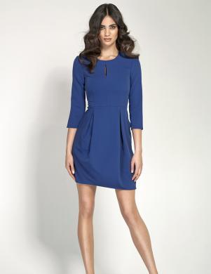COLETT zila sieviešu kleita