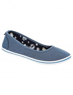 Sieviešu zili apavi espadrilles CROSBY