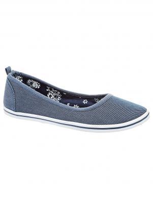 Bērnu zili apavi espadrilles CROSBY