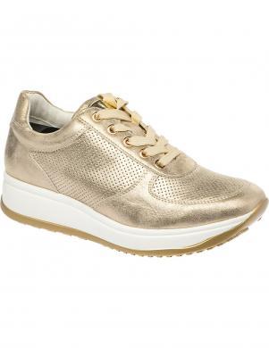 Sieviešu zelta pilnpapēža apavi KEDDO