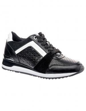 Sieviešu melni sporta stila apavi KEDDO