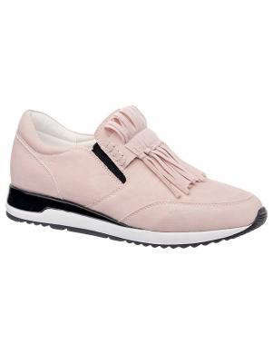 Sieviešu rozā sporta stila apavi ar bārkstīm KEDDO