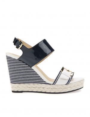 Sieviešu augstpapēžu sandales ar sprādzi GEOX