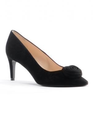 Sieviešu melni eleganti apavi PETER KAISER