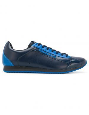 Vīriešu zili brīva laika apavi VERSACE JEANS