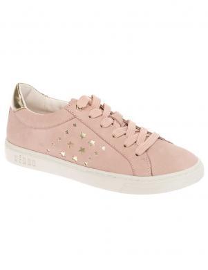 KEDDO DENIM bērnu rozā brīva laika apavi