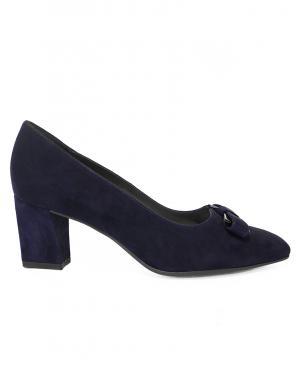 PETER KAISER sieviešu tumši zili ādas augstpapēžu apavi
