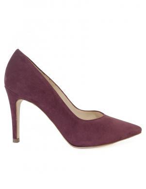 PETER KAISER sieviešu ceriņu krāsas ādas augstpapēžu apavi