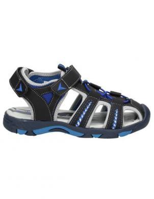 YOUNG SPIRIT bērnu melnas sandales