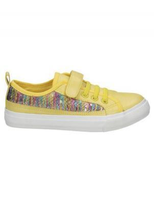 YOUNG SPIRIT bērnu dzelteni brīva laika apavi