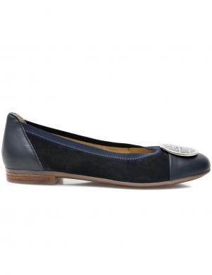ARA sieviešu zili balerīnas apavi SARDINIA-HIGHSOFT
