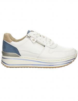 ARA sieviešu balti ikdienas apavi PPORO HIGH-SOFT
